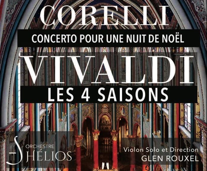 Orchestra: Ensemble Helios - Direction: Glen Rouxel