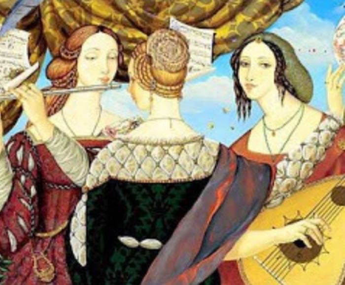 In the XVIIIth century, music played an important role in the education of noble women. Young girls learned to sing or play an instrument... GUEST ARTISTS: ENSEMBLE BaroccaMente