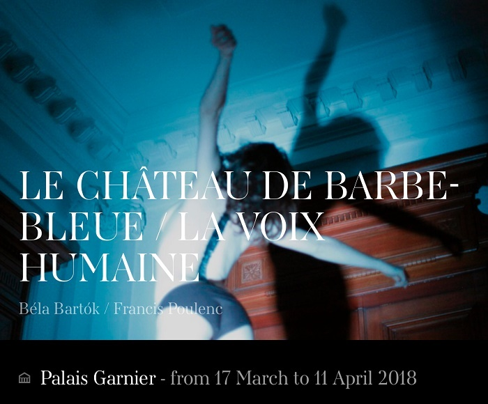 Bluebeard's castle and The Human Voice - Running through Bartók's disenchanted tale, whose haunting music was initially condemned as unplayable, and the expression of despair in Poulenc's monologue...