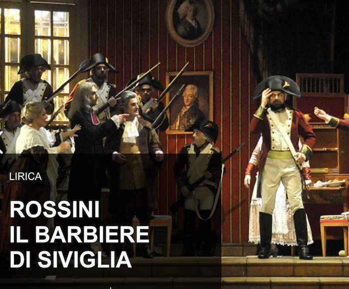 IL BARBIERE DI SIVIGLIA (August 19th, 2018)