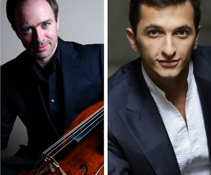 7th FESTIVAL PALAZZETTO BRU ZANE IN PARIS - Henri Demarquette, Aurélien Pascal, cellos