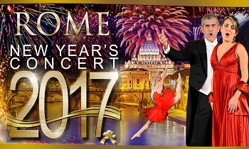 Experience the Gala evening with the opera arias, the waltz-king Strauss and the most famous Christmas songs. Greet the New Year with a glass of sparkling champagne and typical Italian desserts.