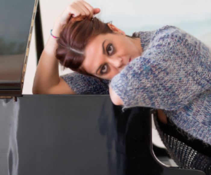 Bruna Domenichiello, Pianoforte
