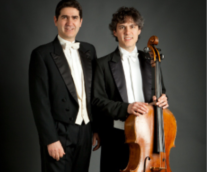 Travel in Europe - Claude Hauri, Violoncello - Corrado Greco, Pianoforte