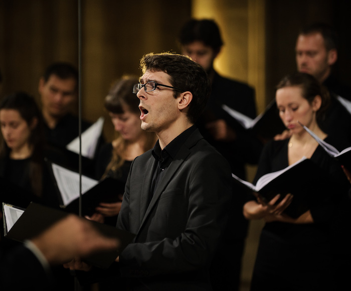 EXCEPTIONALLY THE CONCERT WILL BE PERFORMED IN SAINT-SÉVERIN CHURCH.