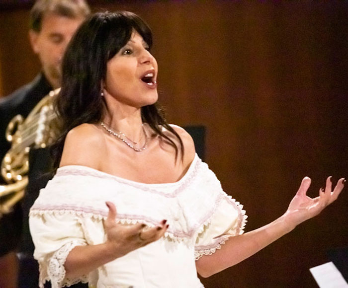 An intense journey inside the most acclaimed Operas by Verdi, Puccini, Rossini and Bizet, performed by the voices of I Virtuosi dell'opera di Roma