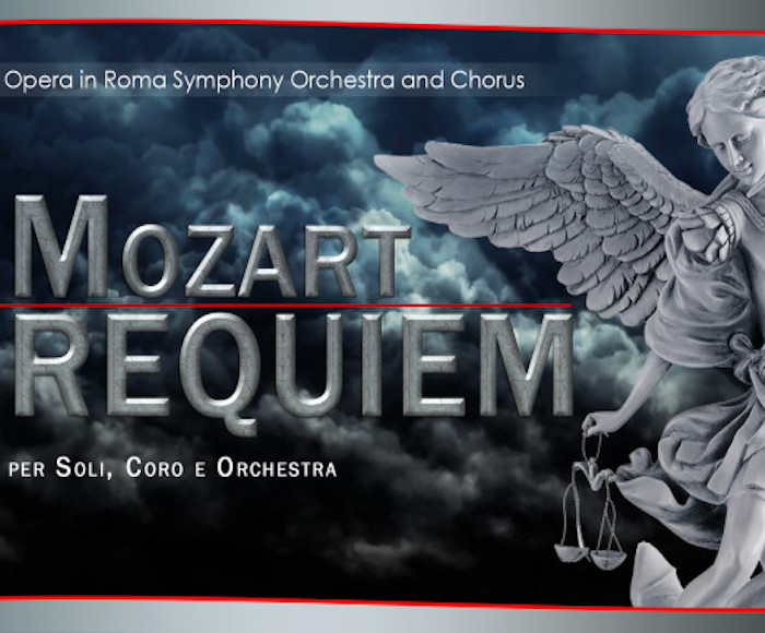 Symphony Orchestra: Opera in Roma - Conductor AMERICO CARETTI - W. A. Mozart: Requiem & Divertimento in D major
