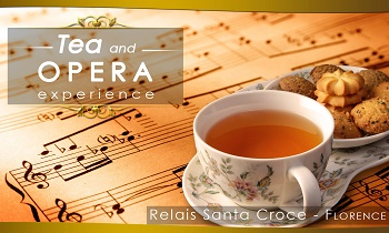A thrilling opera recital in which you take turns Tenor, Baritone and Soprano, accompanied by piano in the Relais Santa Croce Music Room