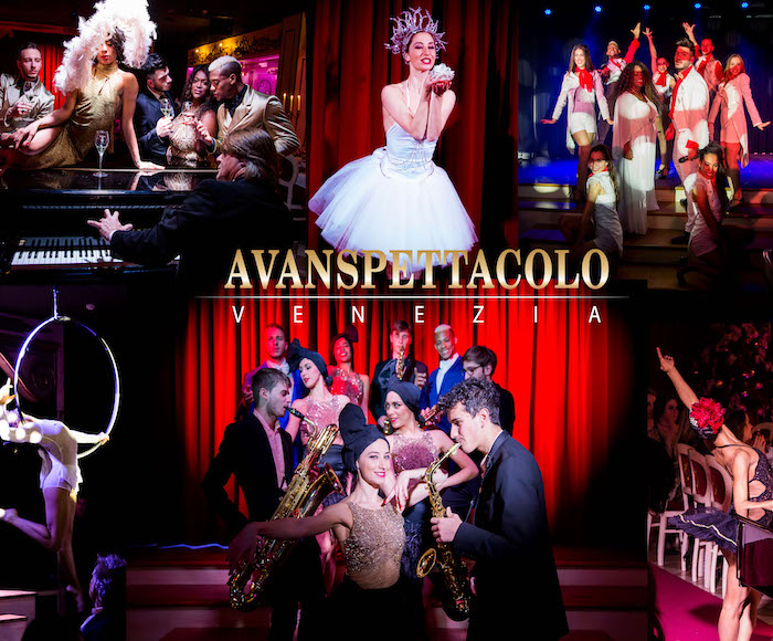 Grand Show Magic is performed while the guests dine: a professional artistic crew including the male singer, the female singer, the master pianist, the acrobat and contorsionist performer and dancers, pleases the guests with high-level acts in Musicals