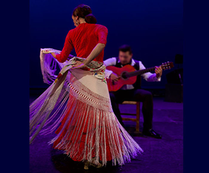 An authentic experience, both for fans of Spanish guitar and those who are passionate about flamenco dancing.