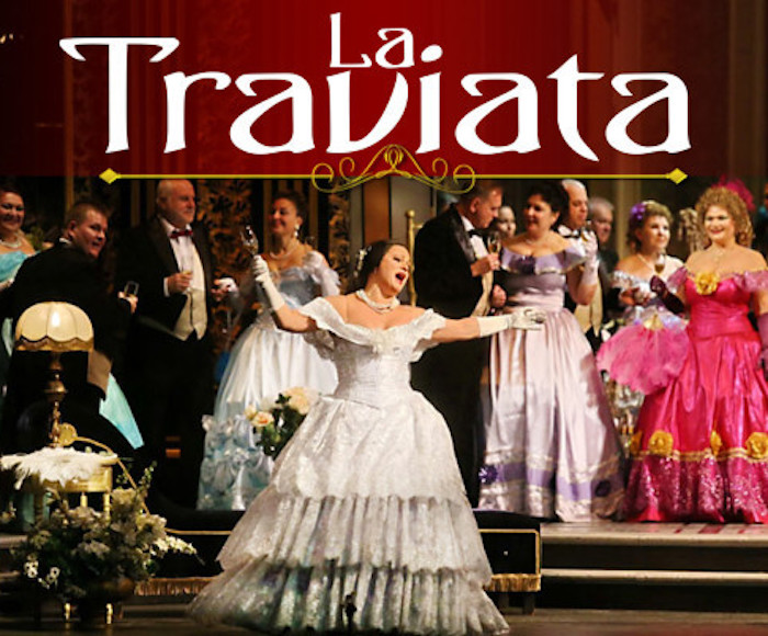 La Traviata Pocket Opera with Ballett