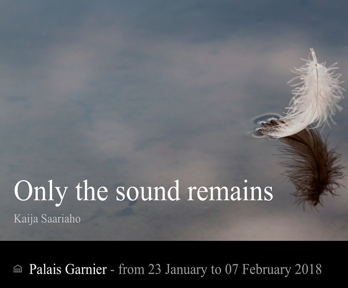 ONLY THE SOUND REMAINS