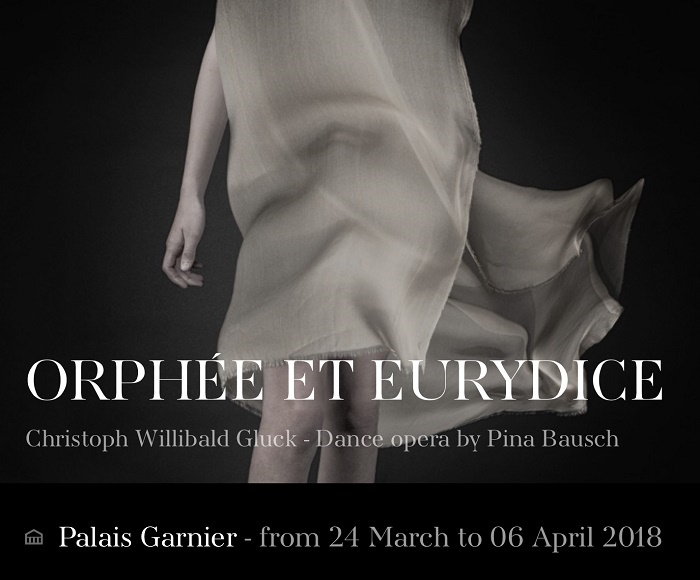 Hailed as a true event when it entered the repertoire in 2005, Orphée et Eurydice, a major work by the choreographer Pina Bausch, brings to life with great force one of the most celebrated myths in Western culture.