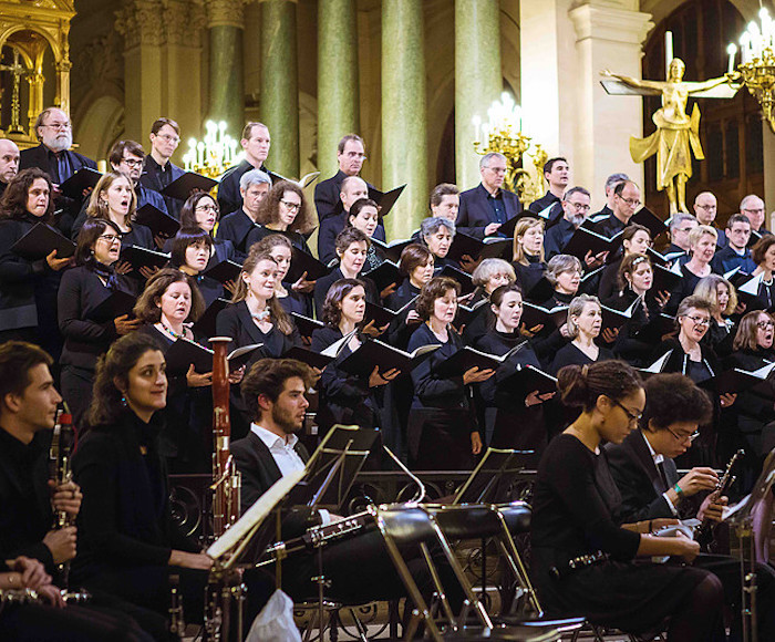 Helios Orchestra - Harmonia Choir - Tempestuoso Choir - Ecce Cantus Choir - 300 Artists - Conductor: David Molard
