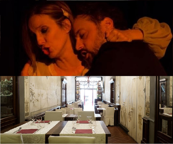 The most striking love story of the Italian Opera. Before the Opera you will enjoy a dinner at the Restaurant of Palazzo Arrighetti-Gaddi, venue of the Opera.
