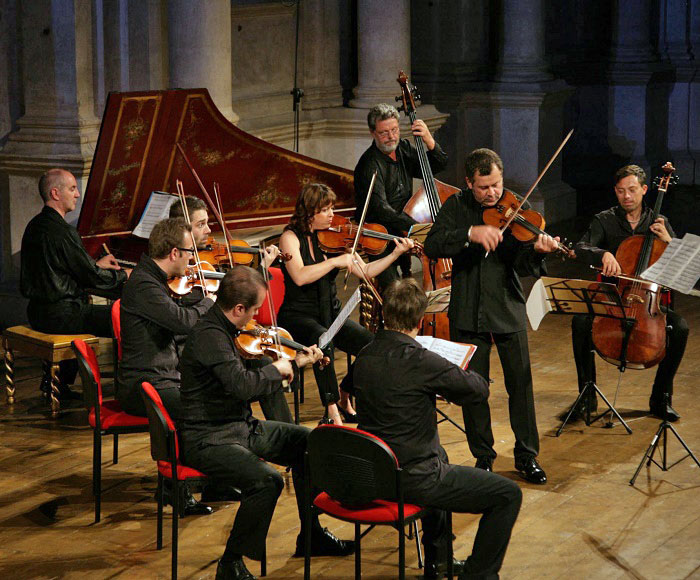Vivaldi: The Four Seasons and other concerts perform is San Vidal Church in Venice