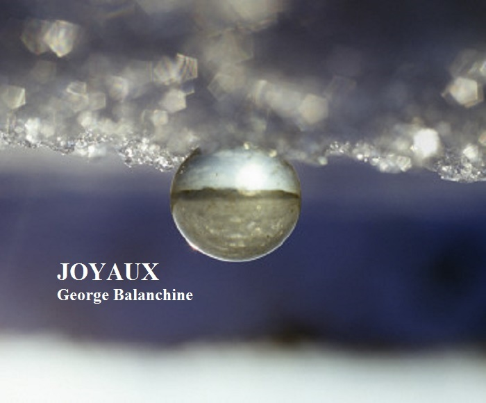 George Balanchine, a fervent admirer of the female sex, pays tribute to them in Joyaux, a ballet inspired by the flamboyant window displays of the jewellers on New York's 5th Avenue.