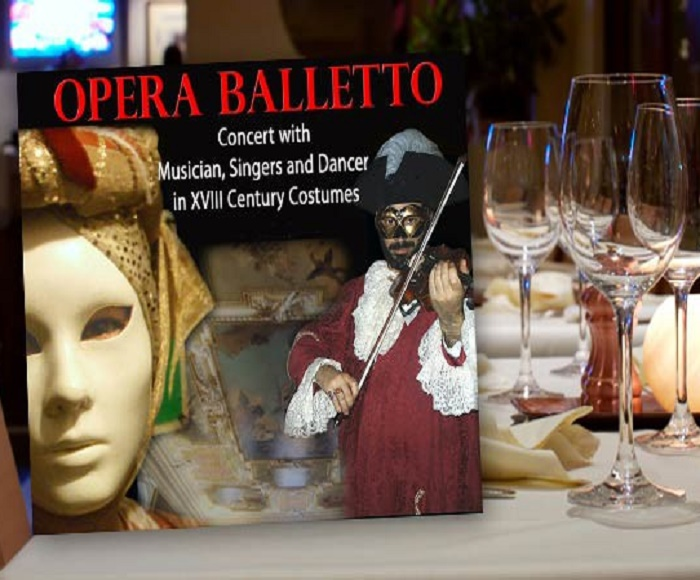 Opera Balletto Menu'