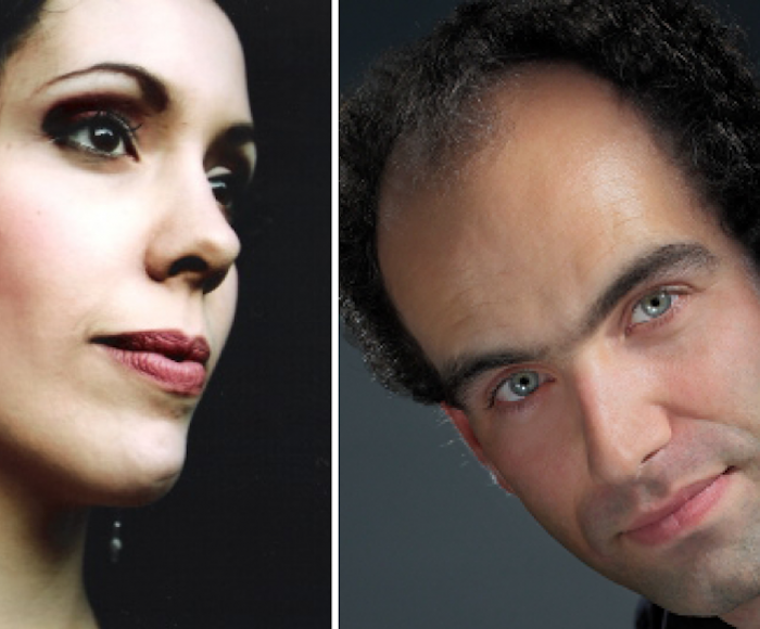 Mélodies of Charles GOUNOD and his contemporaries - Ludivine Gombert, soprano - Damien, Lehman piano