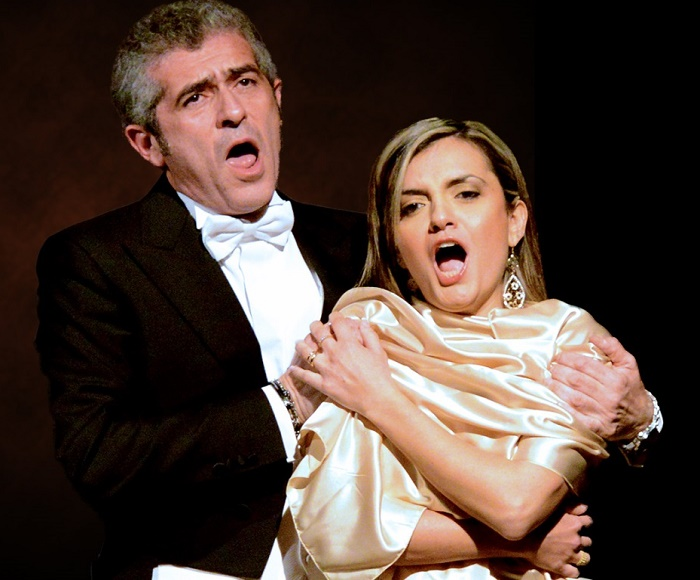 Let yourself be carried away through the best Italian Opera arias, in a journey inside Verdi's, Puccini's, Rossini's and Mozart's masterpieces in charming surroundings.